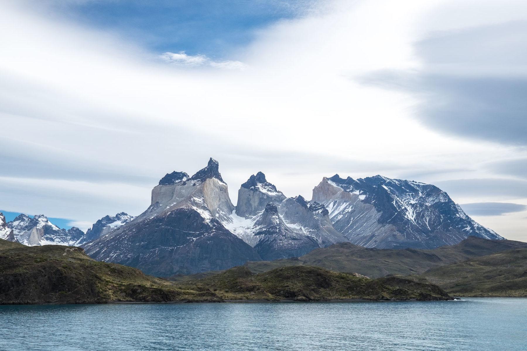 Die Cuernos – Torres del Paine