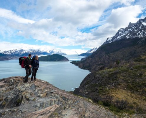 W-Track – Torres del Paine