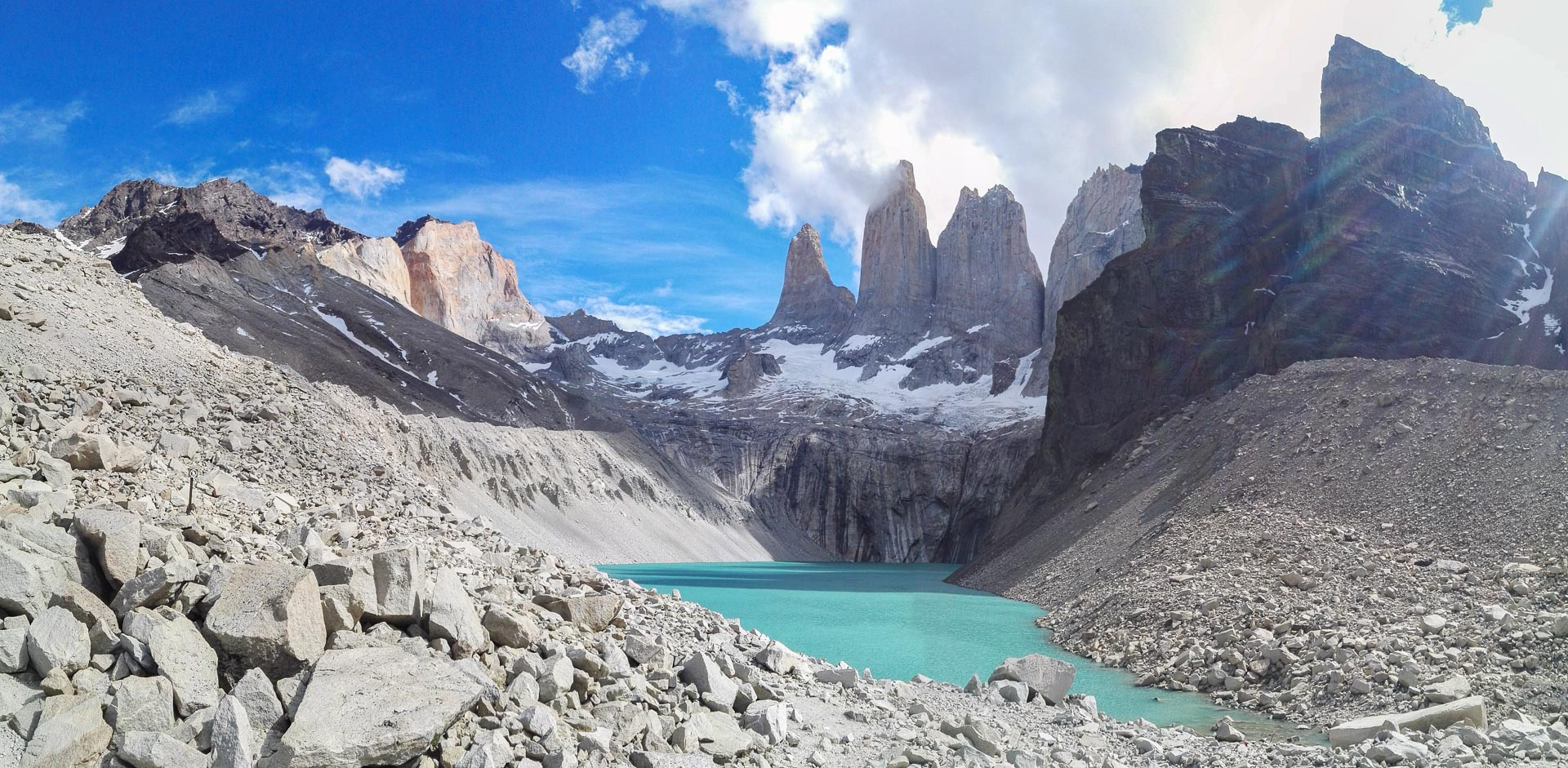 Torres del Paine – das Tourenziel