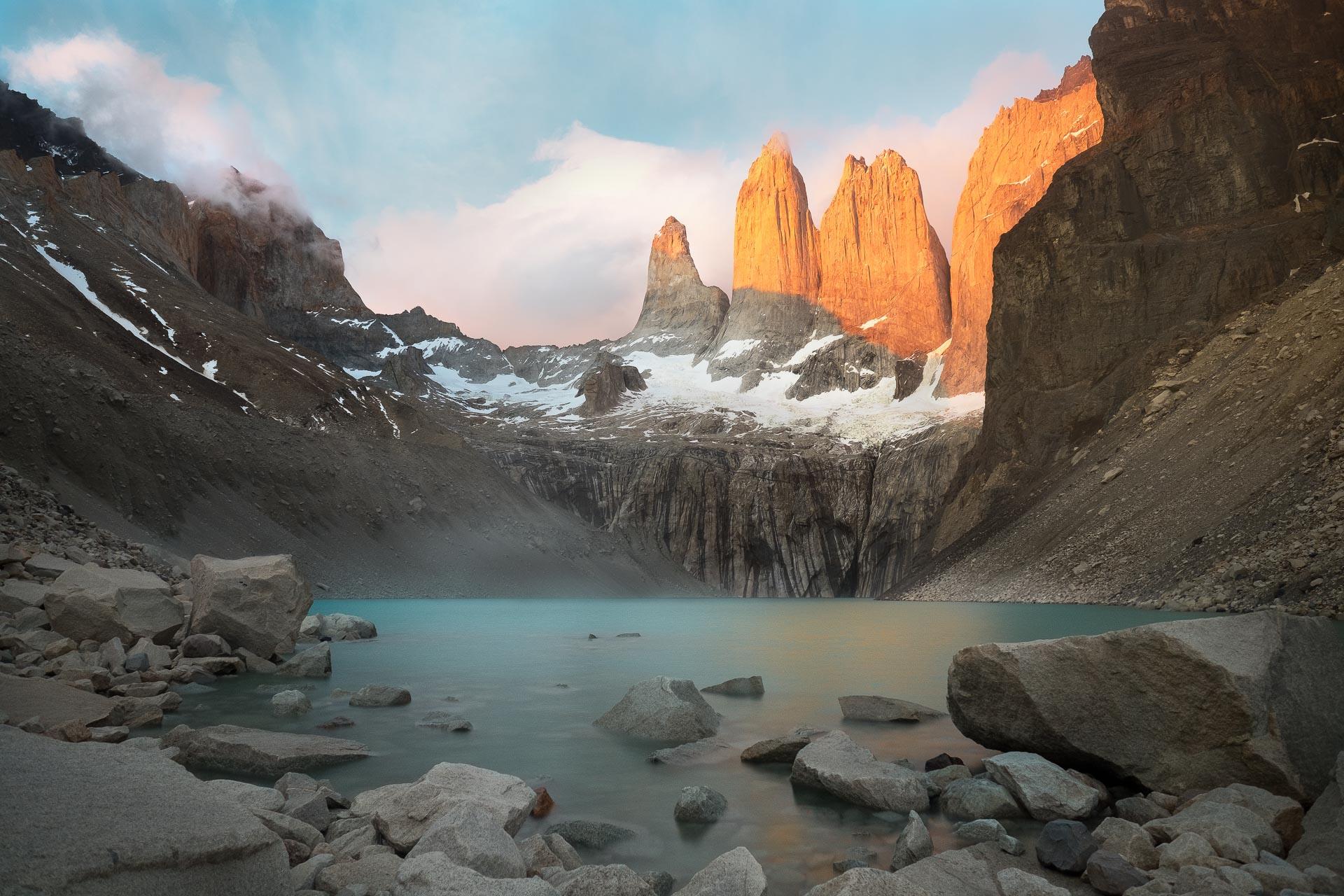 Torres del Paine, Torres del Paine National Park