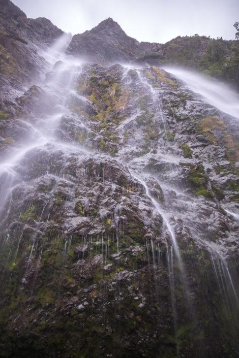 Die Earland Falls