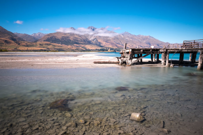 Lake Wakatipu von Kinloch